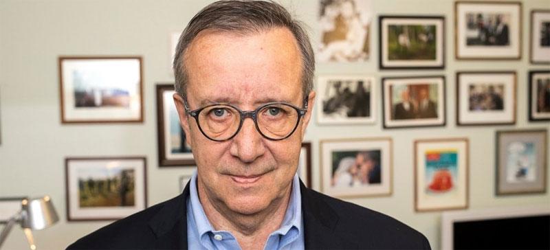 Ильвес: сейчас важно, чтобы народ Эстонии вообще выжил. «Нет смысла заниматься экономикой, когда ты мертв»
