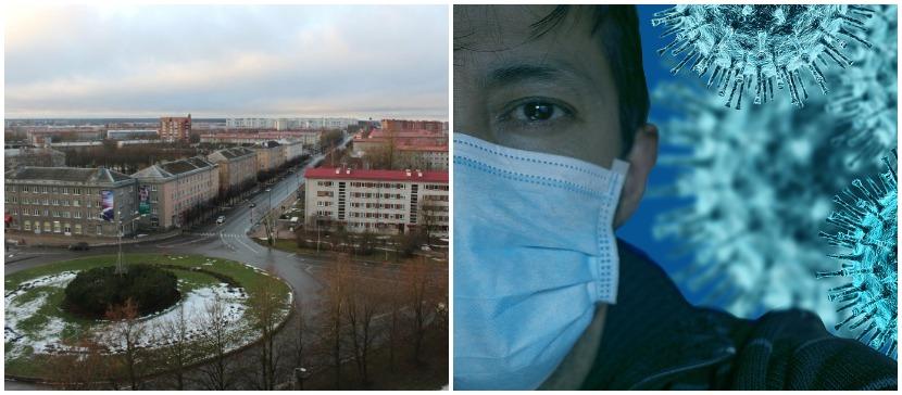 В последние дни новых зараженных коронавирусом в Нарве не установлено