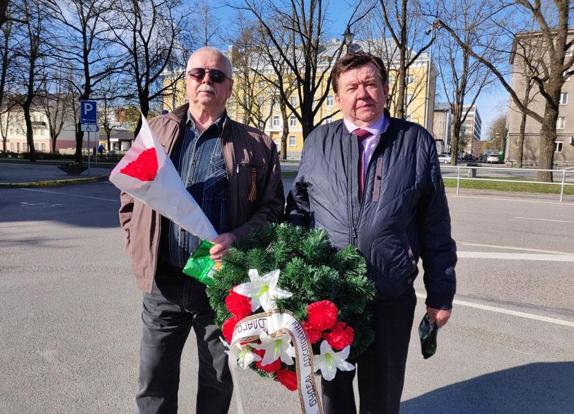 Рассказываем о памятниках и мемориалах на нарвском маршруте Победы, по которому 9 мая нарвитян на автобусах не повезут