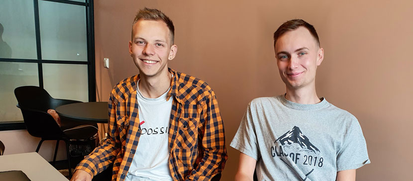 Edukoht: нарвские гимназисты создали курсы программирования для школьников