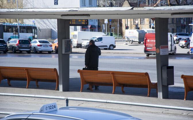 Полиция задержала иностранца, стрелявшего на Таллиннском автовокзале