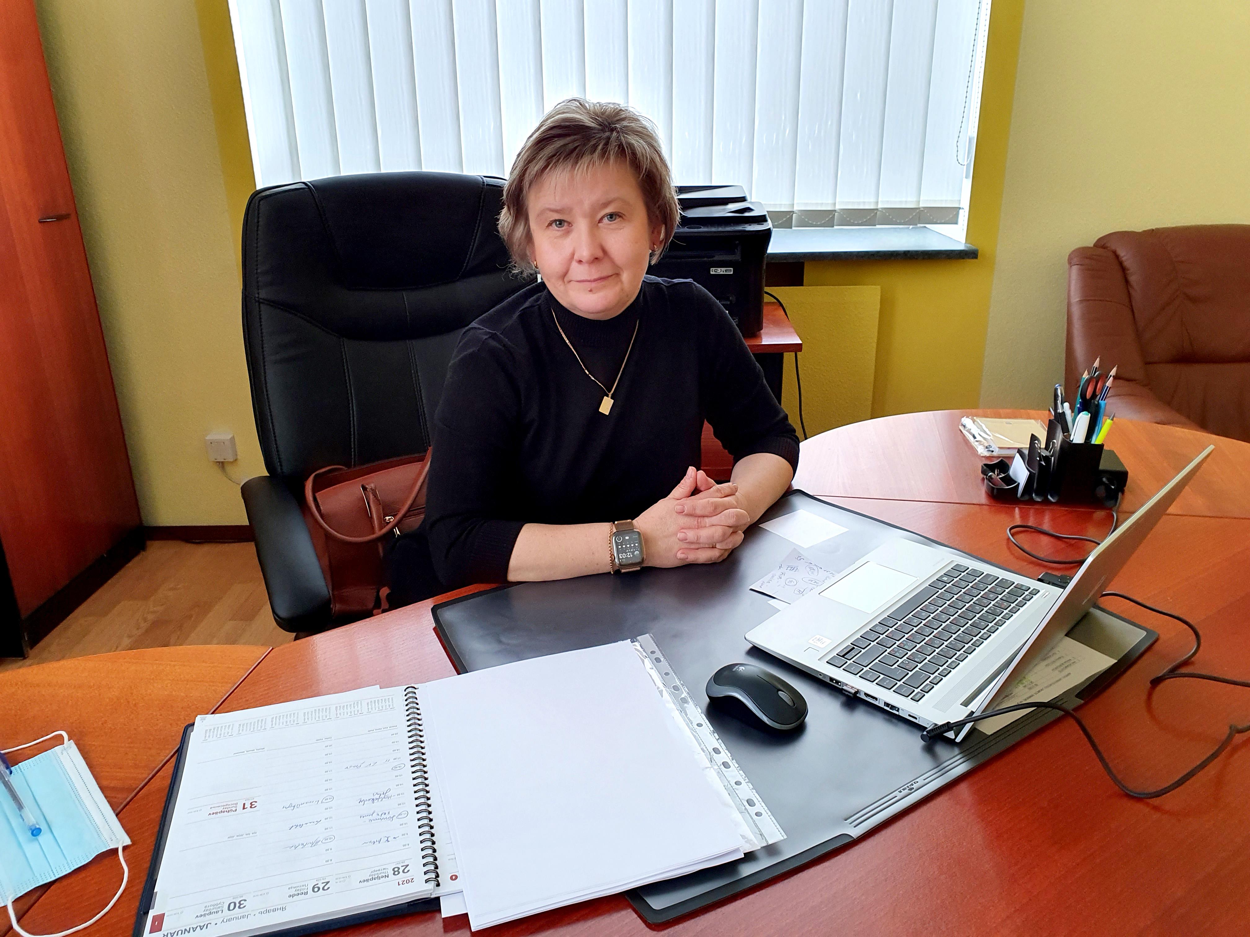 Татьяна Стольфат о бюджете, общении с оппозицией, вакцинации и городских социальных нуждах
