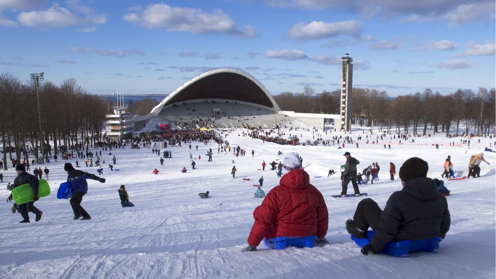 Отмечаем Масленицу по-эстонски — 16 февраля!