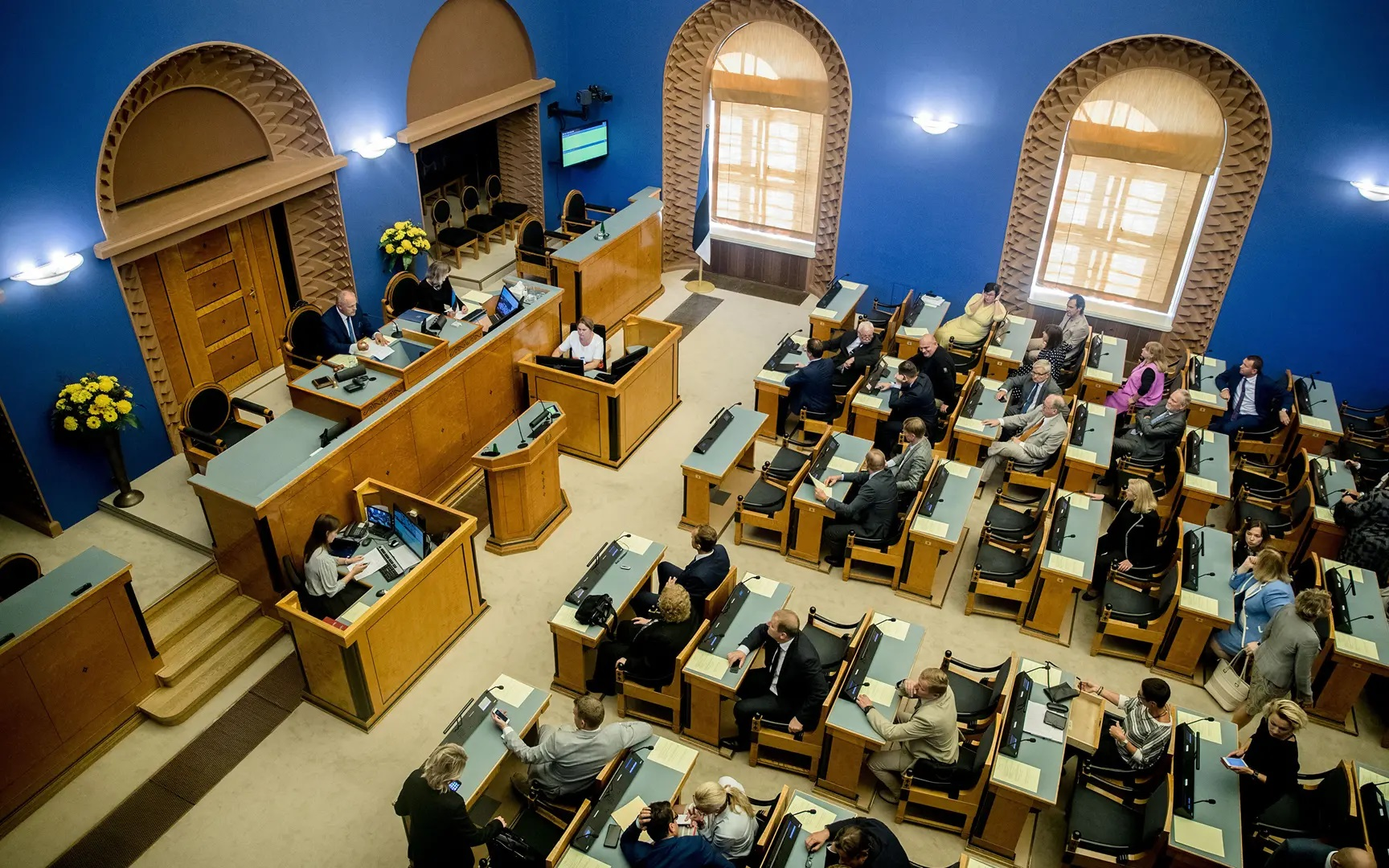 Эстония призывает ЕС ввести новые санкции против России