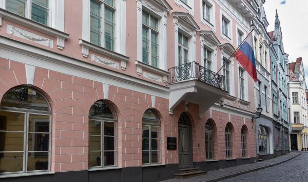 Посольство РФ: правительство Эстонии не хочет улучшать отношения