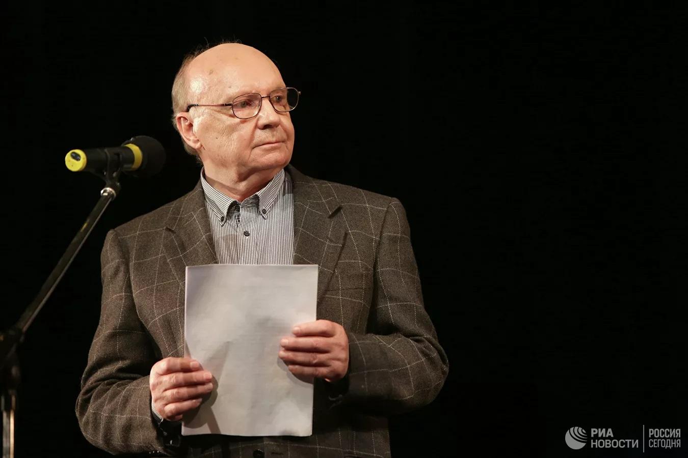 На 83-м году жизни скончался актёр Андрей Мягков