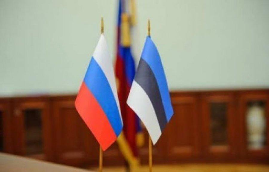 Россия и Эстония высылают по дипломату каждой из сторон