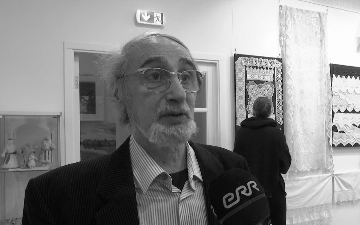 Умер хранитель Силламяэского музея Александр Пополитов
