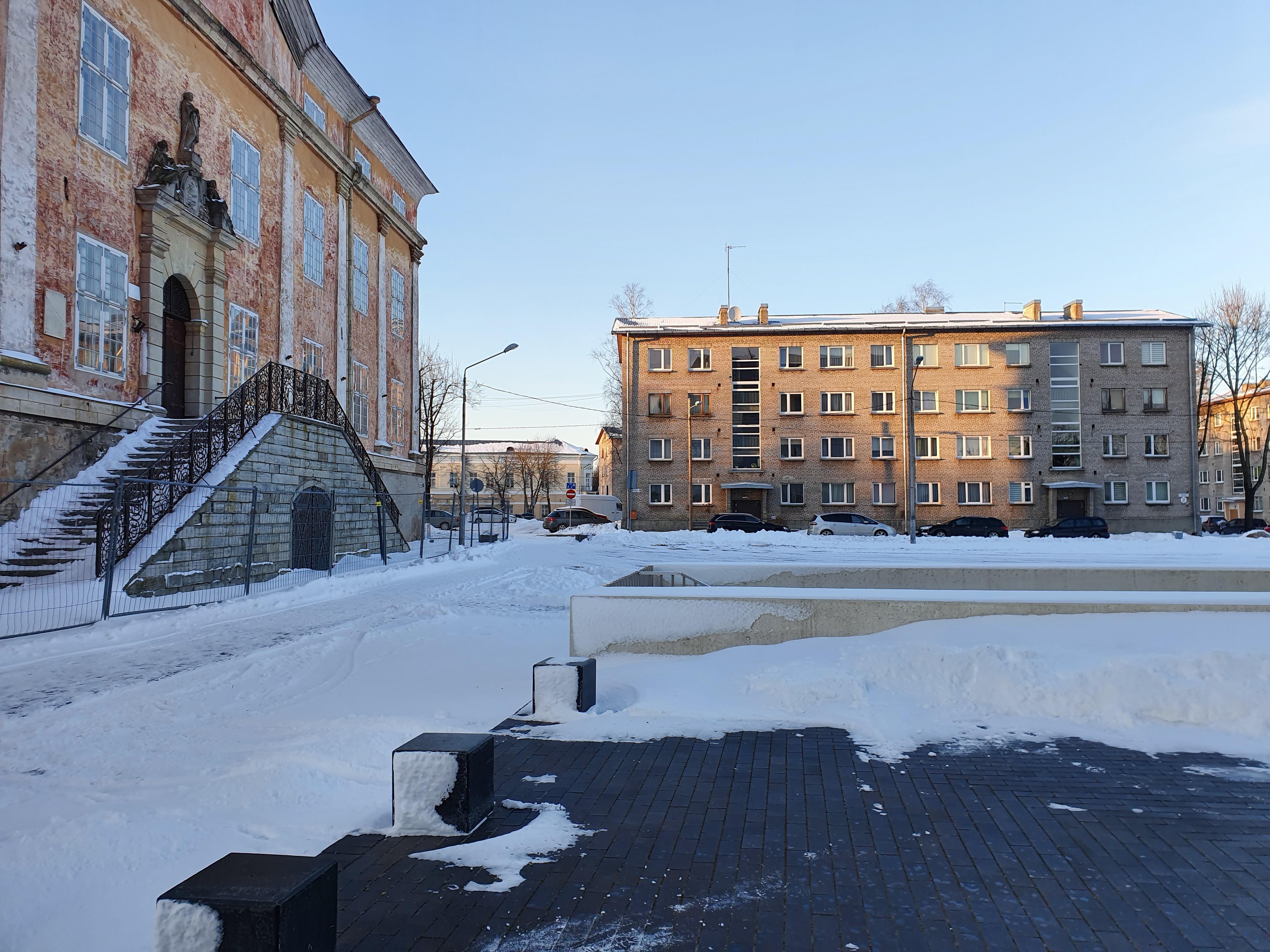 77 лет без «сердца»: специалисты предложили два варианта восстановления Старого города