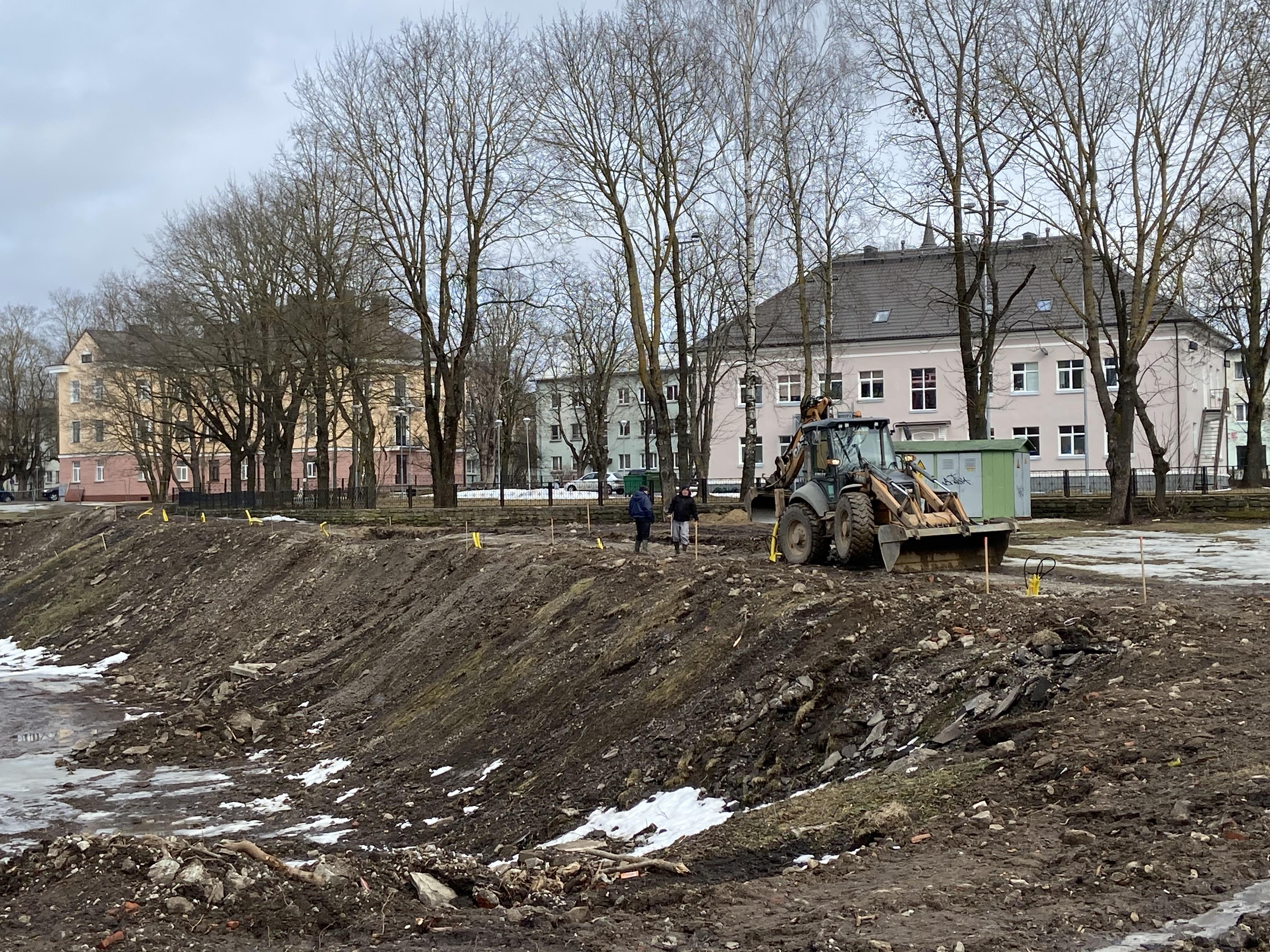 Новый скейт-парк в Нарве: аудит выявил допущенные при проектировании ошибки