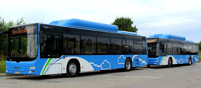 Нарва готовит новый тендер на автобусные перевозки