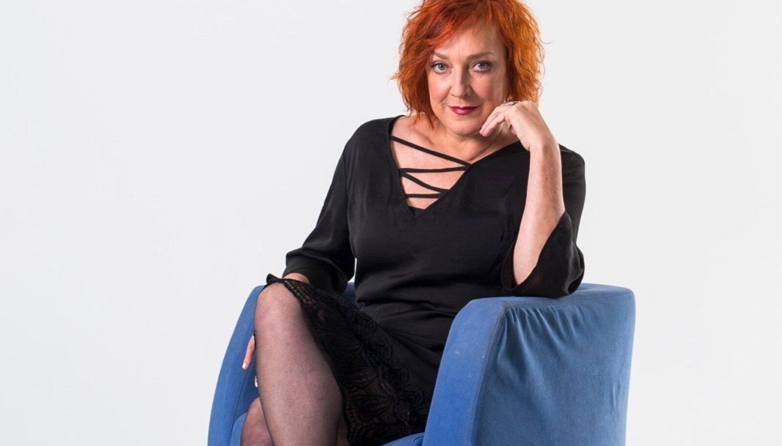 Известная телеведущая Майре Аунасте задержана пьяной за рулем