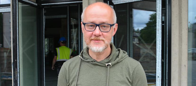 Новым главным архитектором Нарвы выбрали Пеэтера Тамбу