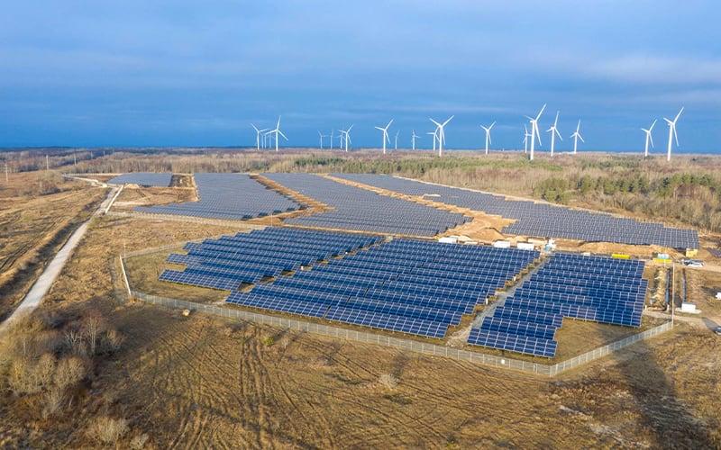 Eesti Energia подписали крупное соглашение о закупке зеленой энергии