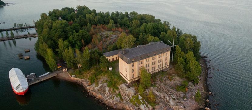 Остров у центра Хельсинки превратят в большую общественную сауну