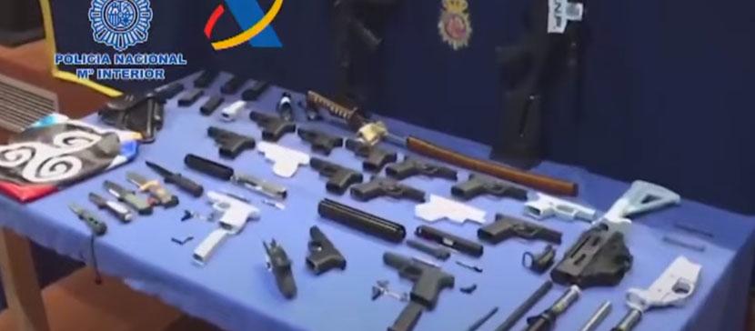Полиция накрыла банду, которая распечатывала оружие на 3D-принтерах