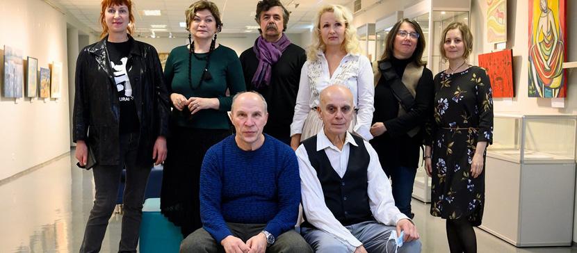 Выставка 50 русских художников открывается 28 мая в Тарту
