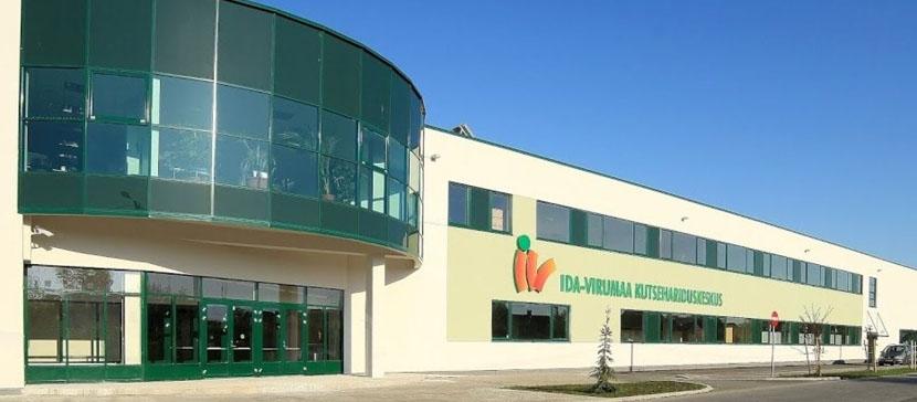 Центр профобразования Ида-Вирумаа начал прием документов