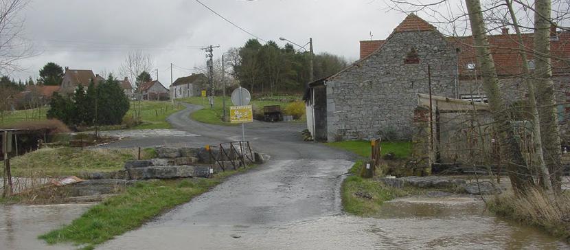 Бельгийский фермер случайно передвинул французскую границу