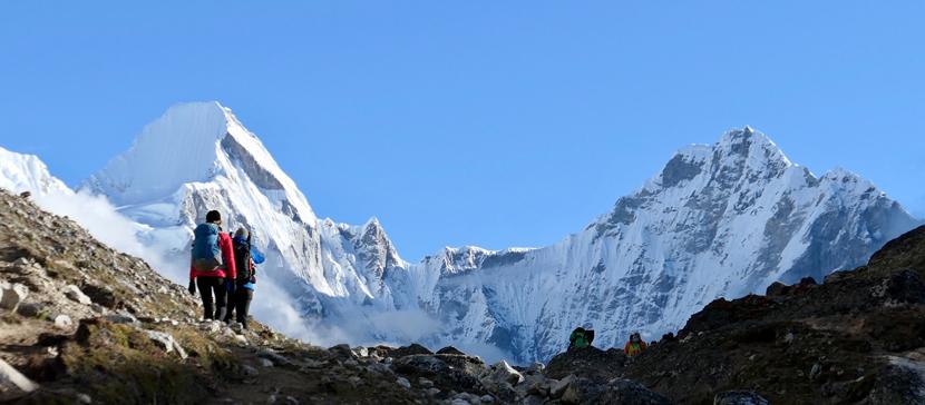 Китай проведет разделительную линию по вершине Эвереста