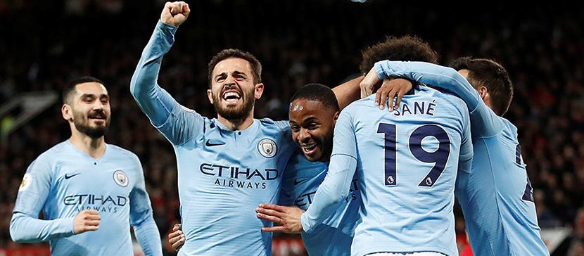 """""""Манчестер Сити"""" стал чемпионом английской Премьер-лиги"""