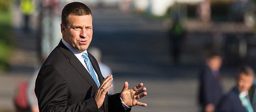 Ратас отчитался об использовании публичных средств перед комиссией