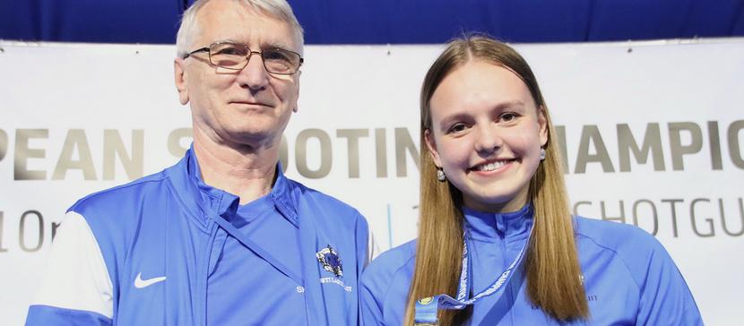 Как Катрин Смирнова стала чемпионкой Европы среди юниоров