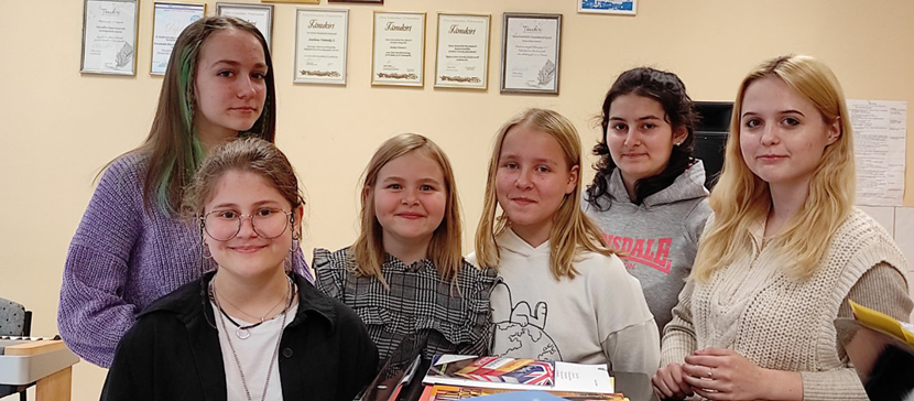 Ученицы Войтенко «держали» зал более часа