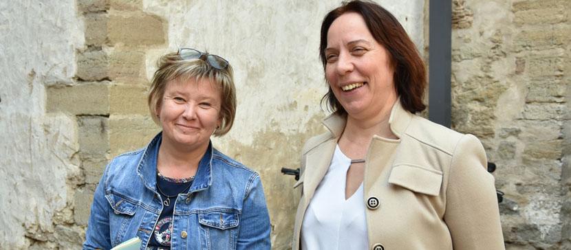 Нарвский округ Центристской партии возглавила Татьяна Стольфат