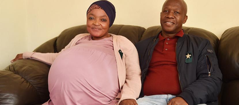 Женщина из ЮАР родила сразу десять детей. Это мировой рекорд Гиннесса