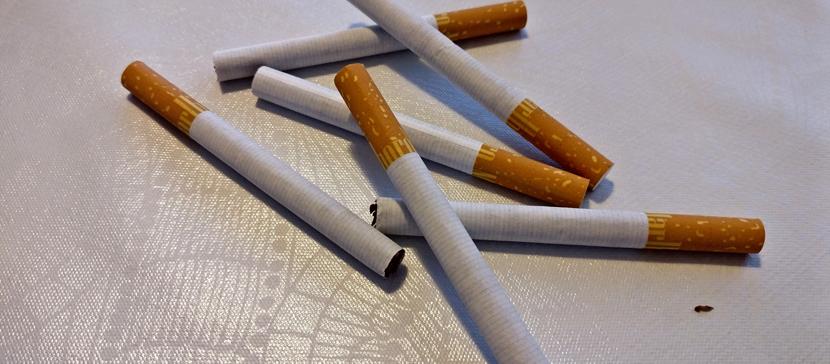 На российско-эстонской границе обнаружили тайник с сигаретами